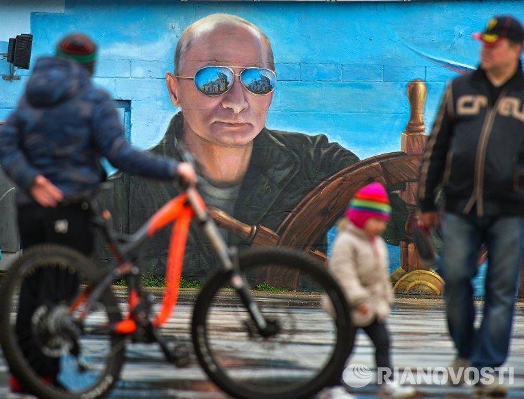 Die Presse: Владимир Путин — игрок, но не авантюрист