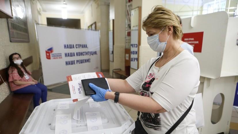 По опросу ВЦИОМ 76% россиян одобряют поправки в Конституцию