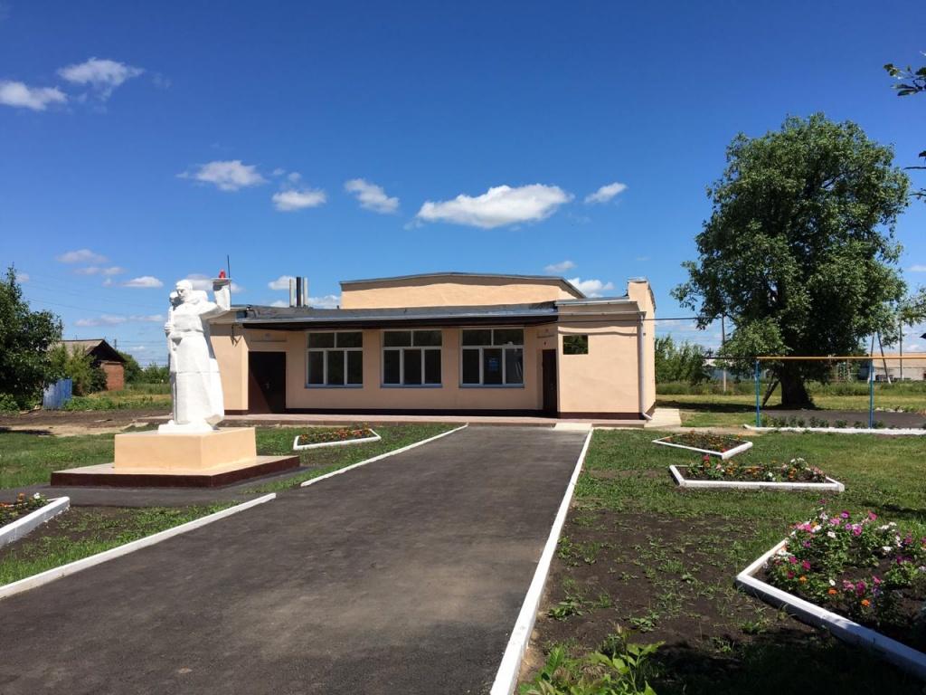 В Салтыковке завершили ремонт Дома культуры