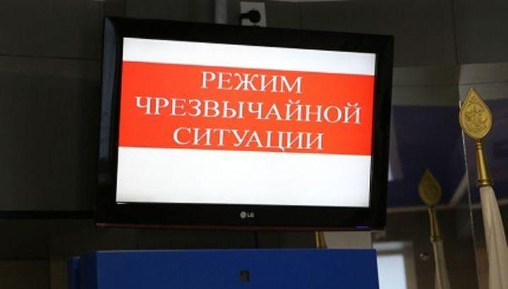 В Ртищевском районе введен режим ЧС