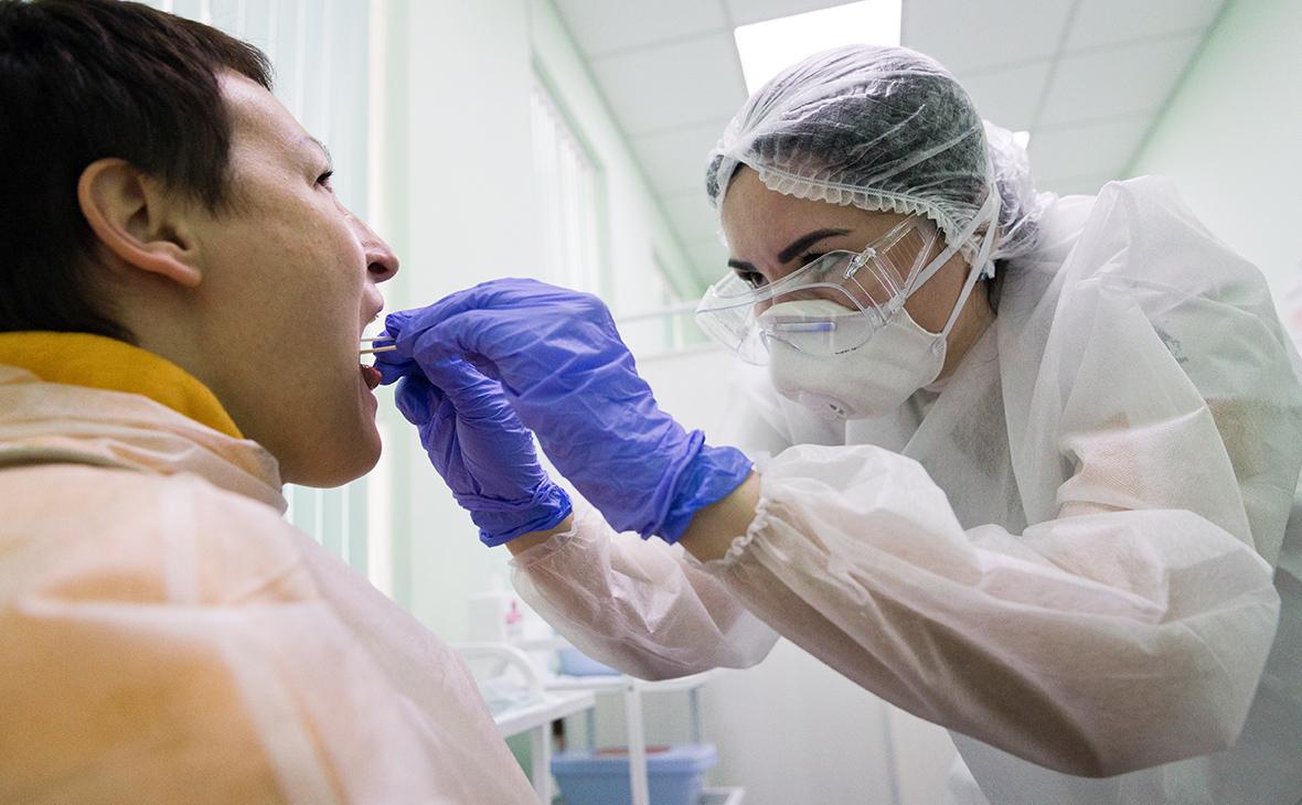 За сутки в Ртищевском районе выявлен 1 случай коронавируса
