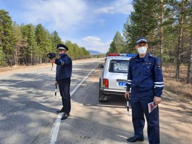 ГИБДД до конца лета проводит мероприятие по безопасности дорожного движения