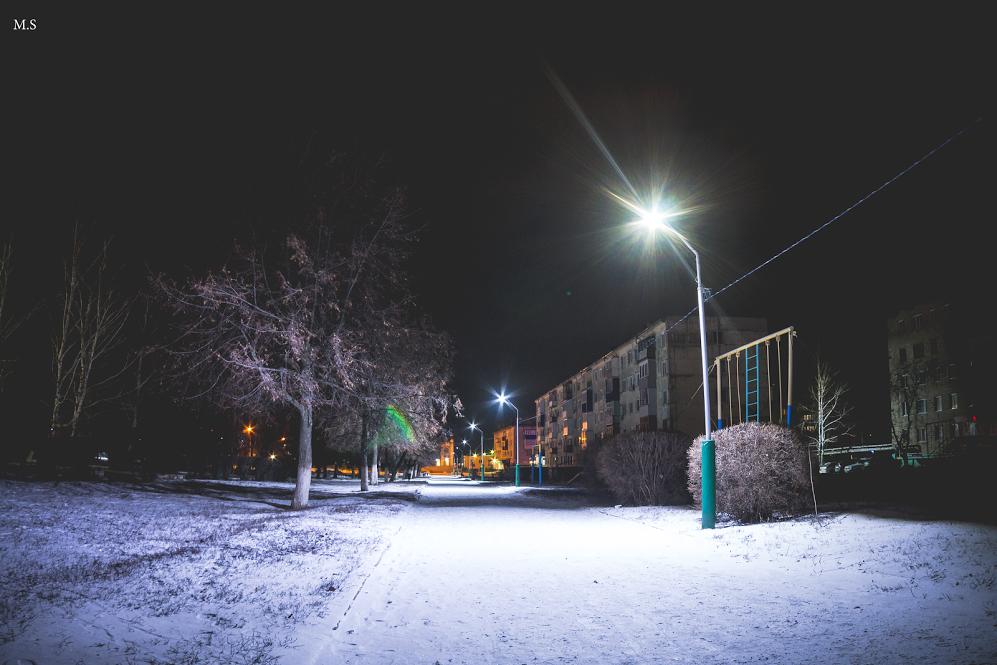 На обслуживание уличного освещения в Iкв в Ртищеве выделили 350 тыс. руб