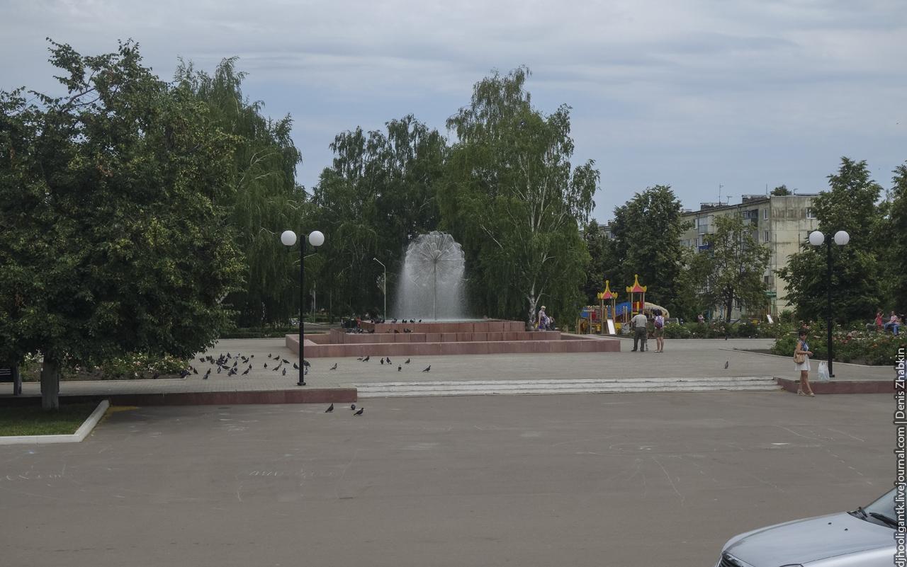Конкурсная комиссия не оценила проект реконструкции ртищевского парка