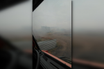 Жители Ртищева сообщили о горящей свалке Володину