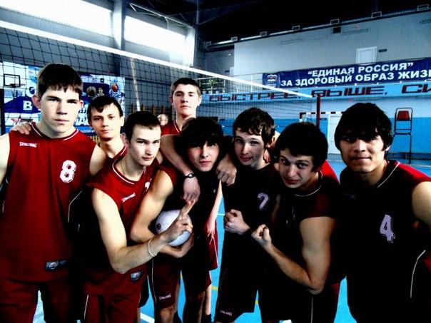 Районный волейбольный турнир выиграла команда Шило-Голицынской школы