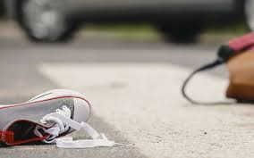 На ул. Мичурина водитель сбил 10-летнего мальчика
