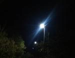 В Ртищеве продолжается модернизация уличного освещения