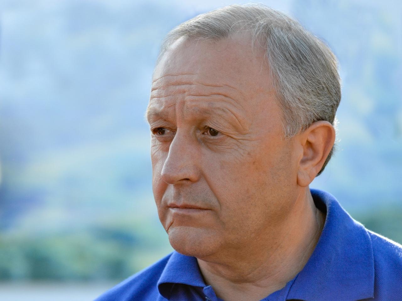 Находящийся на больничном Валерий Радаев обратился к жителям области