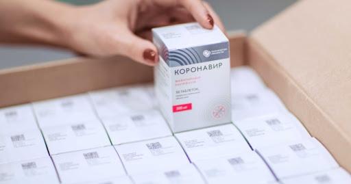 С понедельника в аптеки поступит лекарство от коронавируса
