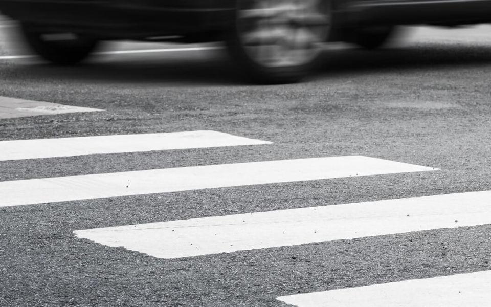Пенсионер на ВАЗе сбил пешехода на Железнодорожной