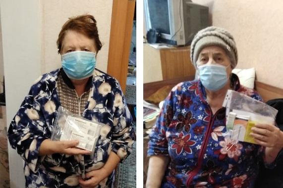 В Ртищевском районе пациентам с коронавирусом доставляют лекарства на дом