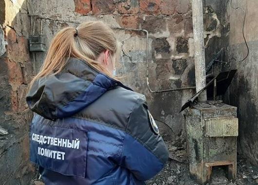 В Екатериновском районе на пожаре погиб 45-летний мужчина