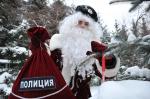 "В Ртищеве прошла акция ""Полицейский Дед Мороз"""