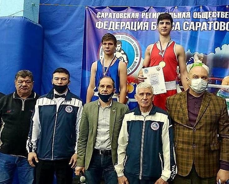 Ртищевские боксеры вернулись из Саратова с призовыми местами
