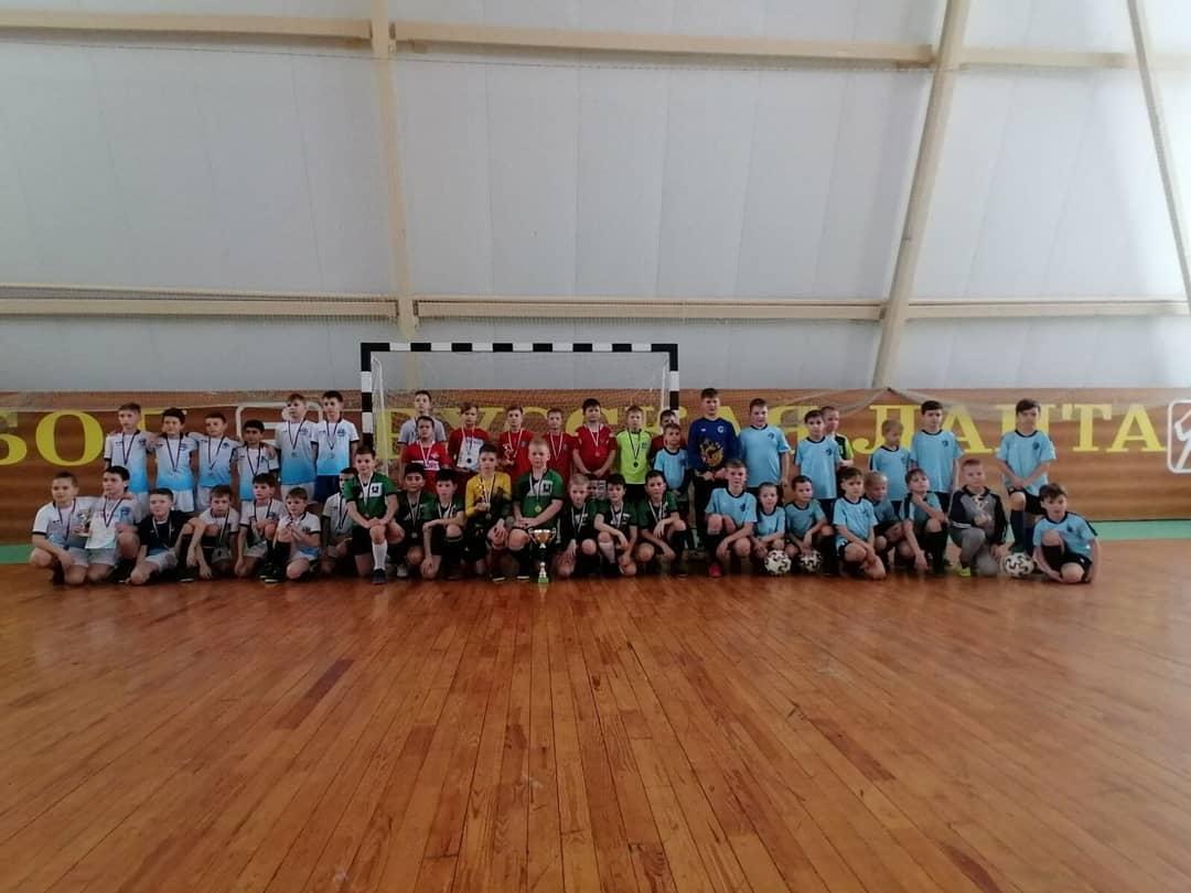 Ртищевские футболисты одержали победу в выездных играх