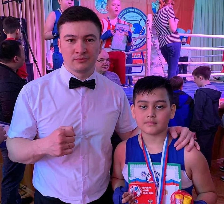 Ртищевские боксеры заняли призовые места на Первенстве области