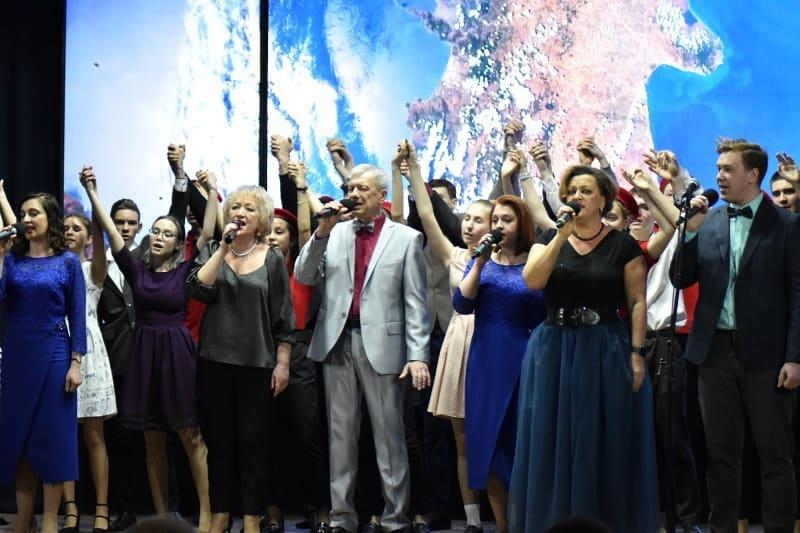 В Ртищеве прошел концерт ко Дню космонавтики