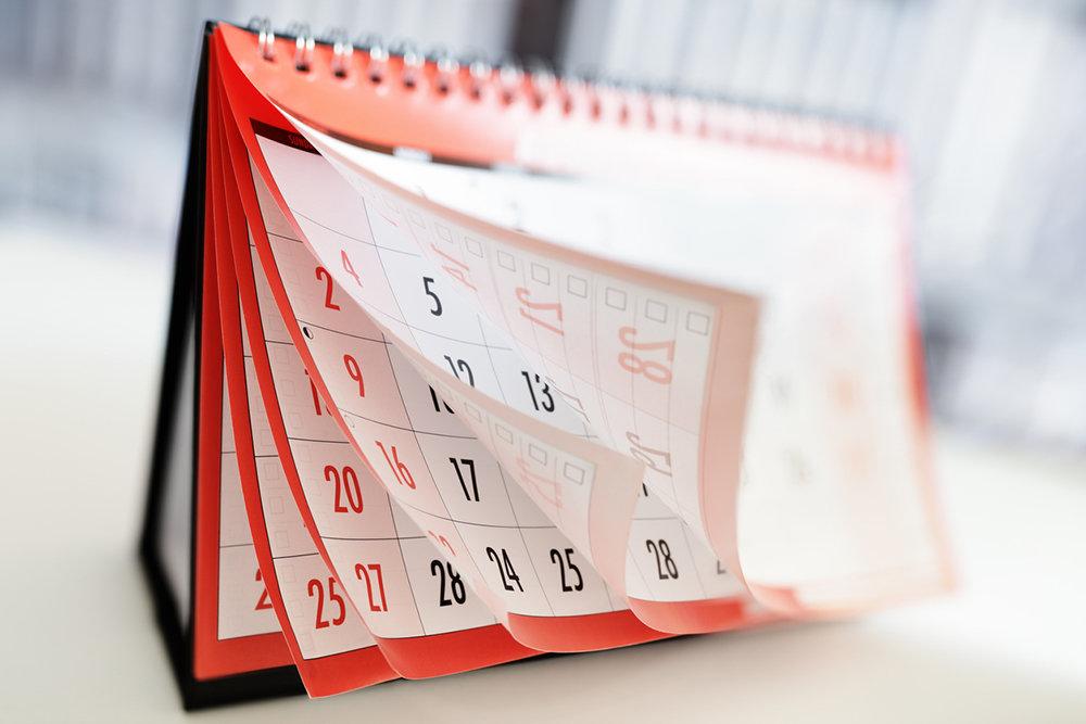 В мае жителей региона ждут две короткие рабочие недели