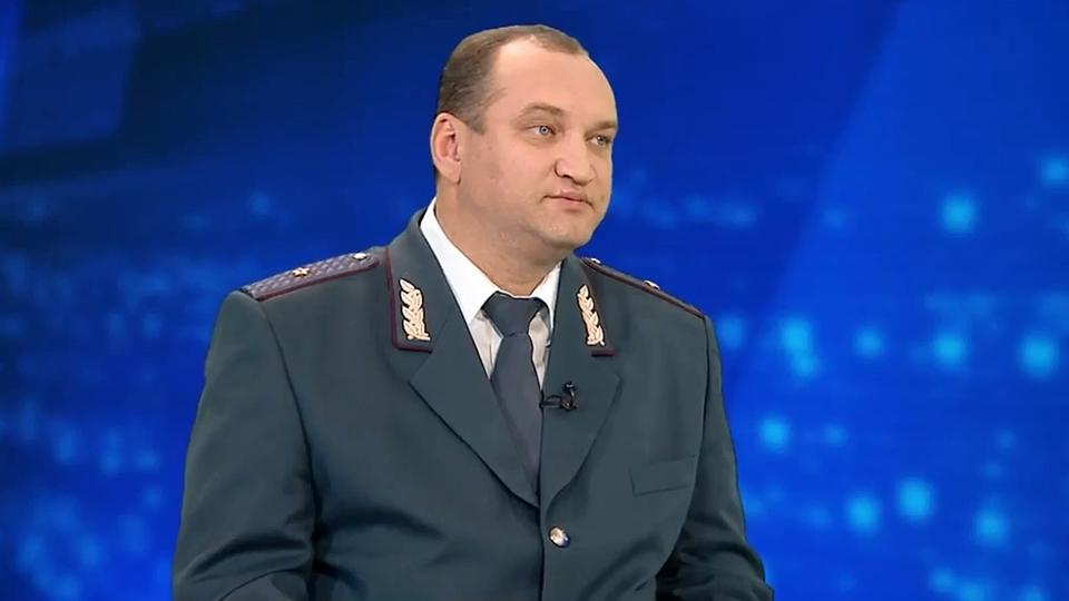 Задержан экс-начальник налоговой инспекции Ртищевского района Юрий Калабин