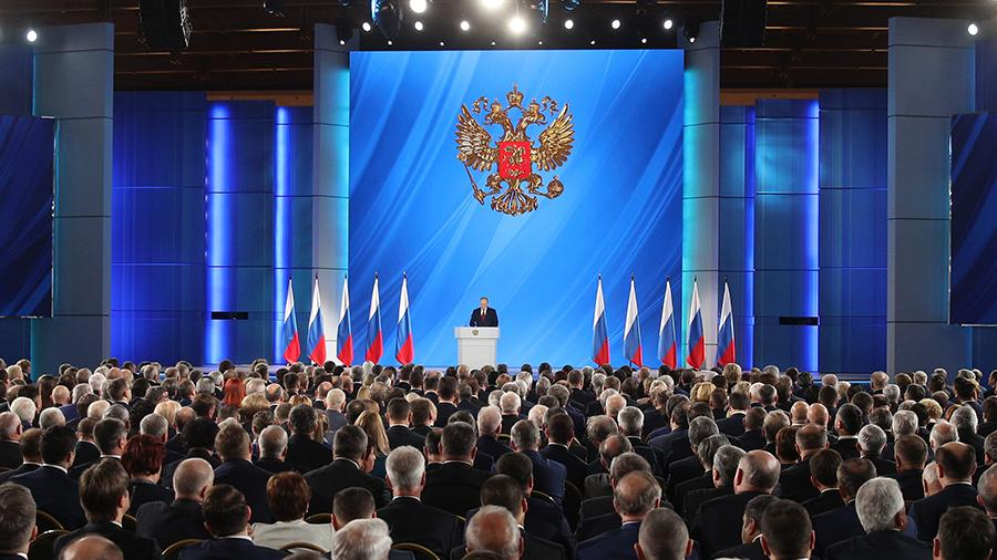 Владимир Путин объявил о новых мерах поддержки россиян