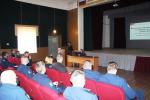 В Войсковой части Ртищева прошел час безопасности дорожного движения