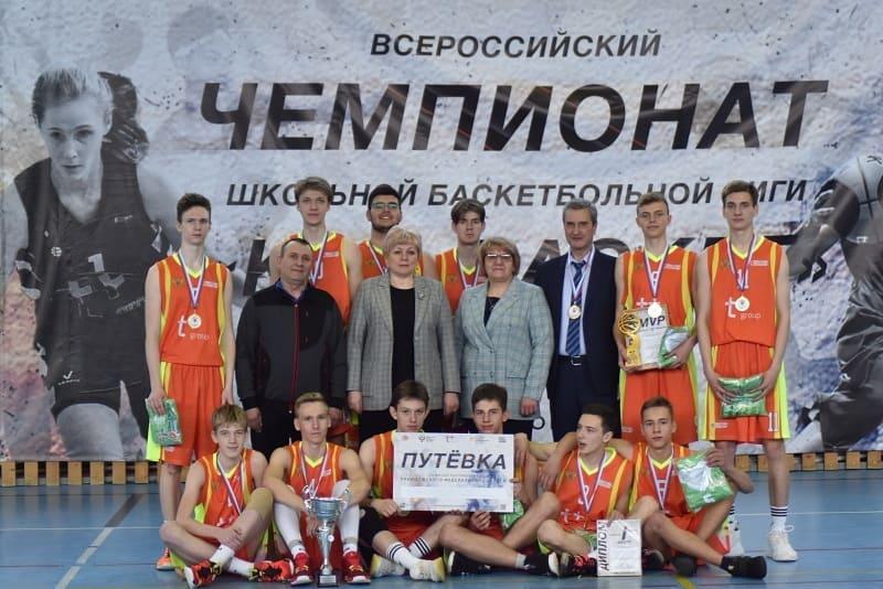 В Ртищеве состоялся финал баскетбольной лиги КЭС-БАСКЕТ