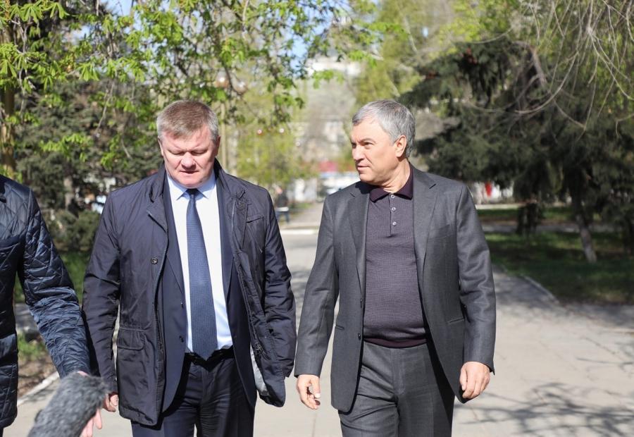 Володин подтвердил свое участие в выборах в Госдуму по Саратовскому округу