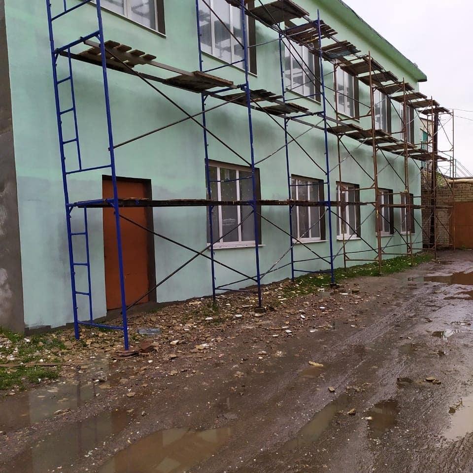 В учреждениях культуры Ртищевского района идут ремонтные работы