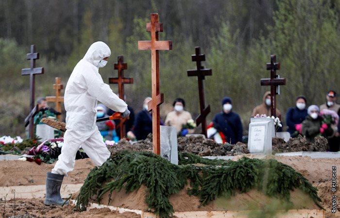 Коронавирус занимает 3-е место среди причин смертности в Саратовской области