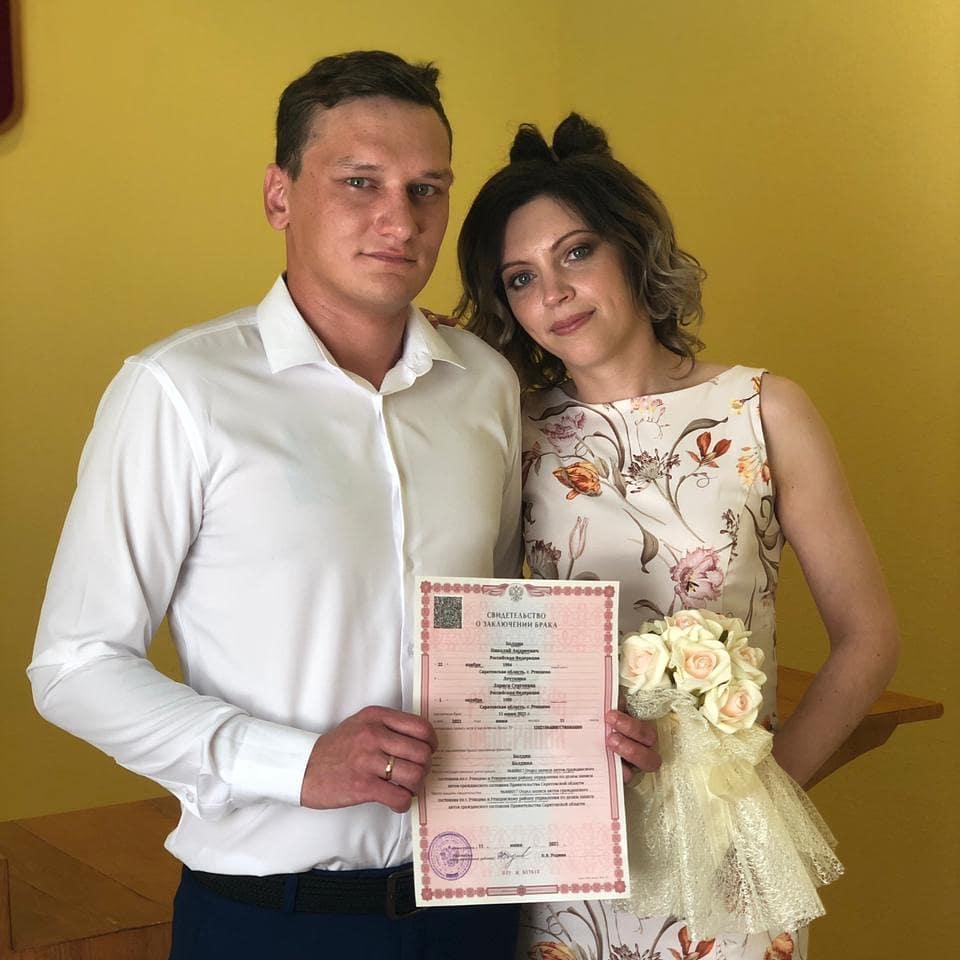 Ртищевский ЗАГС зарегистрировал 67 пар с начала года