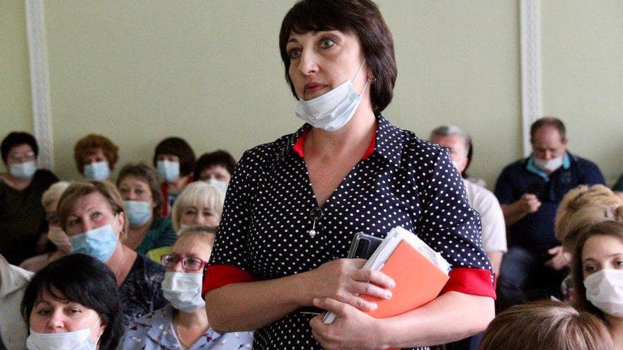 Ртищевцы просят вернуть им московское время