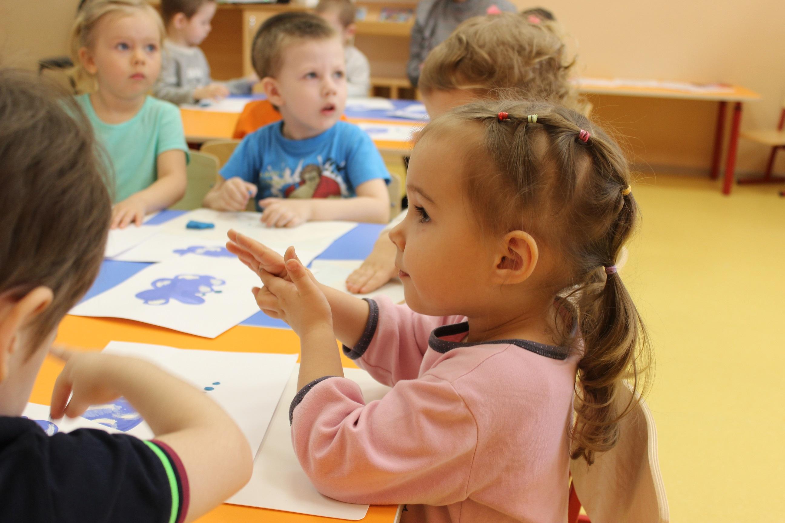 Саратовская область вошла в 37 регионов страны с доступными детскими садами