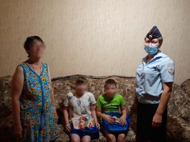 Полицейские и общественники подготовили детей к безопасному отдыху