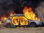 В выходные в Ртищевском районе сгорели дом и автомобиль
