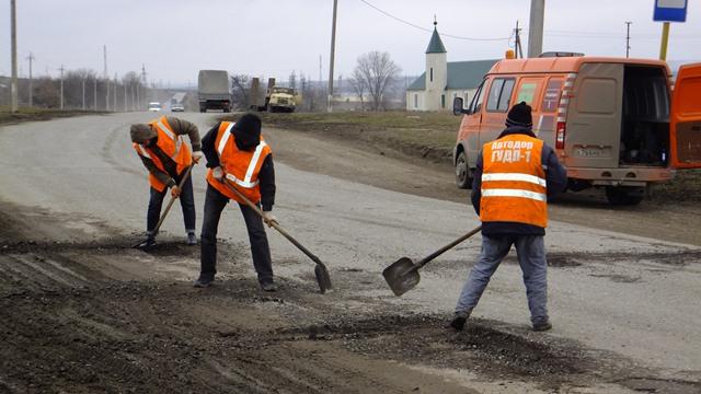 На содержание дорог 2016 в Ртищевском районе выделили больше 9 млн. руб.