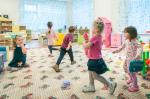 Во время нерабочих дней в детских садах будут работать дежурные группы